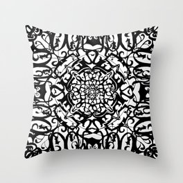 What's in a name? Throw Pillow