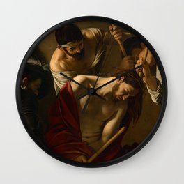 Caravaggio Michelangelo Merisi called Wall Clock