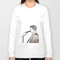 alex turner Long Sleeve T-shirts featuring alex turner [3] by roanne Q