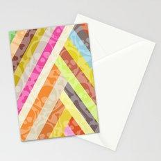 Skull Background Stationery Cards