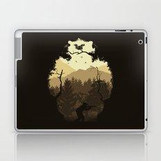 Hunting Season - Brown Laptop & iPad Skin