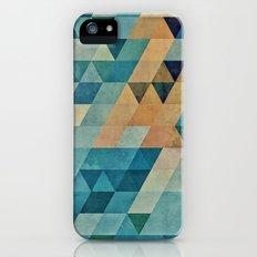 vyntyge pwwdr iPhone (5, 5s) Slim Case