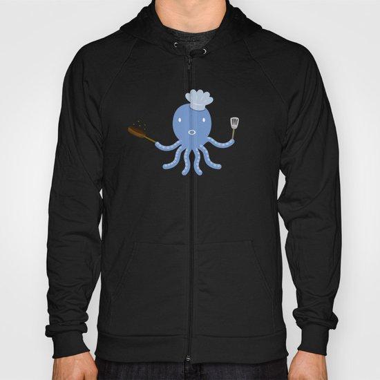 Octopus shef Hoody
