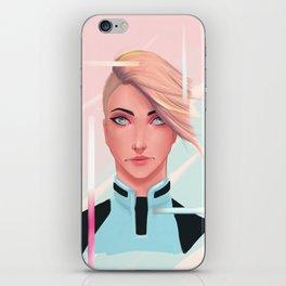 llusive Cora Harper - Fan Art iPhone Skin