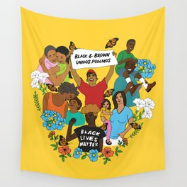 Diversity is Resistance Wall Tapestry
