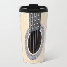 Classical Guitar Travel Mug