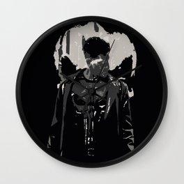 Frank Castle 2 Wall Clock