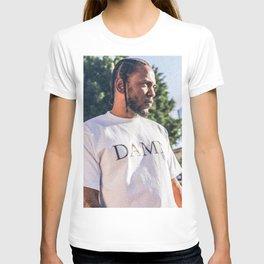 KENDRICK LAMAR DAMN T-shirt