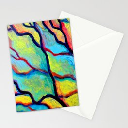 Painted Window 2 (*Koinonia*) Stationery Cards