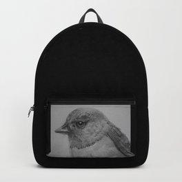 Little Robin bird Backpack