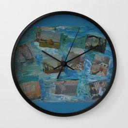 The Impressionists No. 2 COL150214b Wall Clock