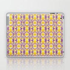 Rorschach Succulent - Colorway 2 Laptop & iPad Skin