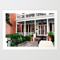 Husk in Charleston, SC Art Print