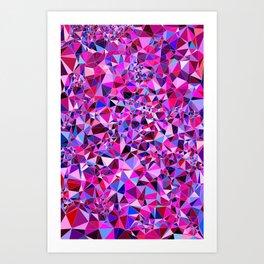 Abstract Pattern XVII Art Print