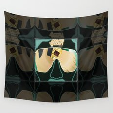 20:80 Wall Tapestry