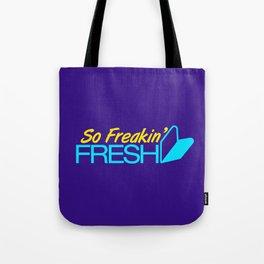 So Freakin' Fresh v3 HQvector Tote Bag