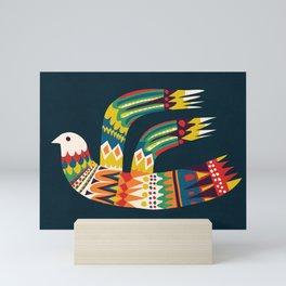 Native Bird Mini Art Print