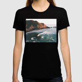 Oregon Coast V T-shirt