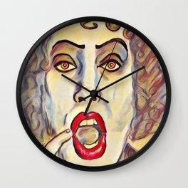 Dr. Frankenfurter Wall Clock
