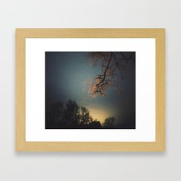 Airglow Framed Art Print
