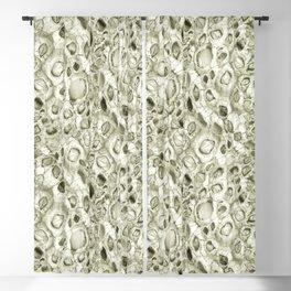 Monochrome - Barnacled Blackout Curtain