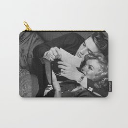 Elvis and Marilyn Carry-All Pouch