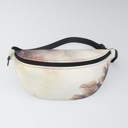 Swaying Palms Fanny Pack