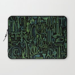 Medical Condition VINTAGE FRANKENSTEIN / Take two of these and call me in the morning Laptop Sleeve