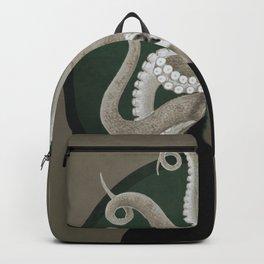 Octopus Portrait Backpack