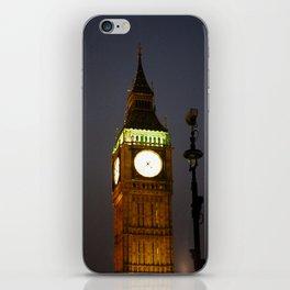 Big Ben Clock iPhone Skin