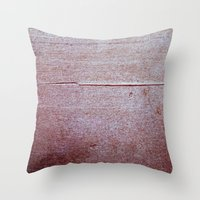 door Throw Pillows featuring Door by Margheritta