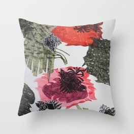 Carbonation Collection: romance Throw Pillow