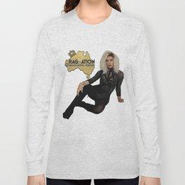 Queen B - ACT Dragnation Long Sleeve T-shirt