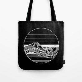 Home to the Mountains II Tote Bag