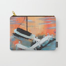 Sunets and Sail Boats Carry-All Pouch