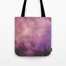 Ultraviolet Dreams Tote Bag