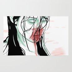 Living Dead Girl Rug