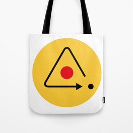 Out and Back Again Tote Bag