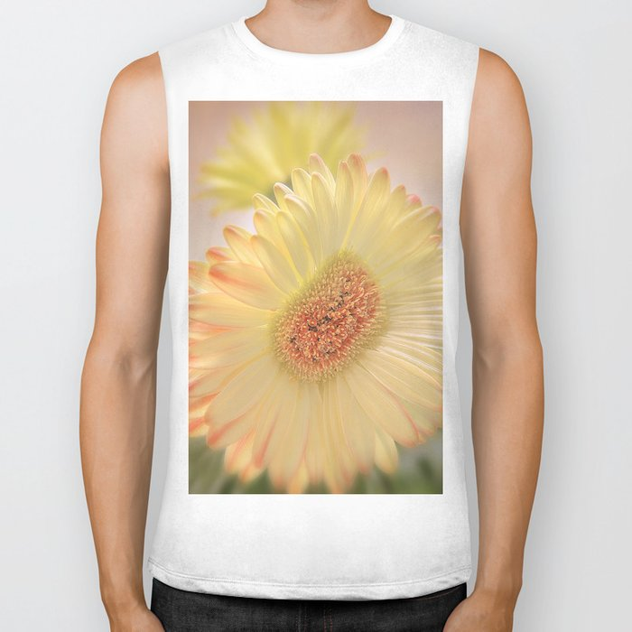 A Touch of Sunshine Biker Tank