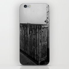 Decaying climate iPhone & iPod Skin