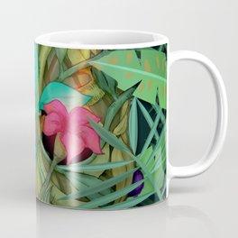 jungle skull Coffee Mug