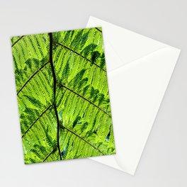 Soft tree fern 308 Stationery Cards