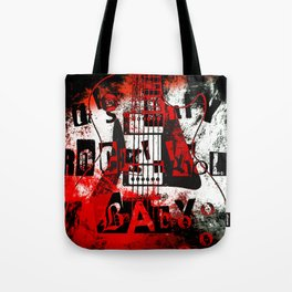 it's only rock n roll Baby Tote Bag