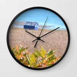 Bay Side Wall Clock