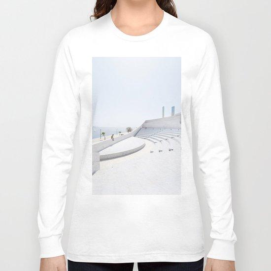Fundação Champalimaud Lisbon Long Sleeve T-shirt