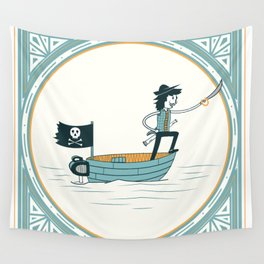 Fran Ponce De Leon Wall Tapestry
