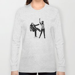 Femen. Fuck Your Moral Long Sleeve T-shirt