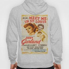 Vintage poster - Meet Me in St. Louis Hoody