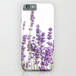 Purple Lavender #1 #decor #art #society6 iPhone Case