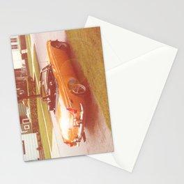 Tangerine Speedo Stationery Cards